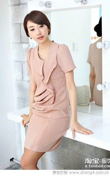 完美气质 stylekelly新款连衣裙